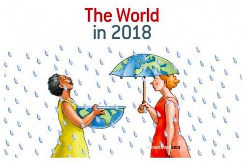 """Presentazione NOMISMA: """"The World in 2018″, 12 gennaio 2018 – Milano."""