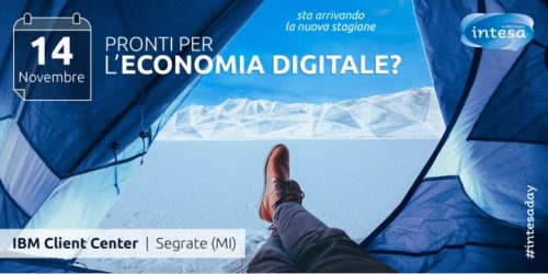 """Conferenza: """"Pronti per l'economia digitale?"""" – Milano, 14 novembre 2017"""
